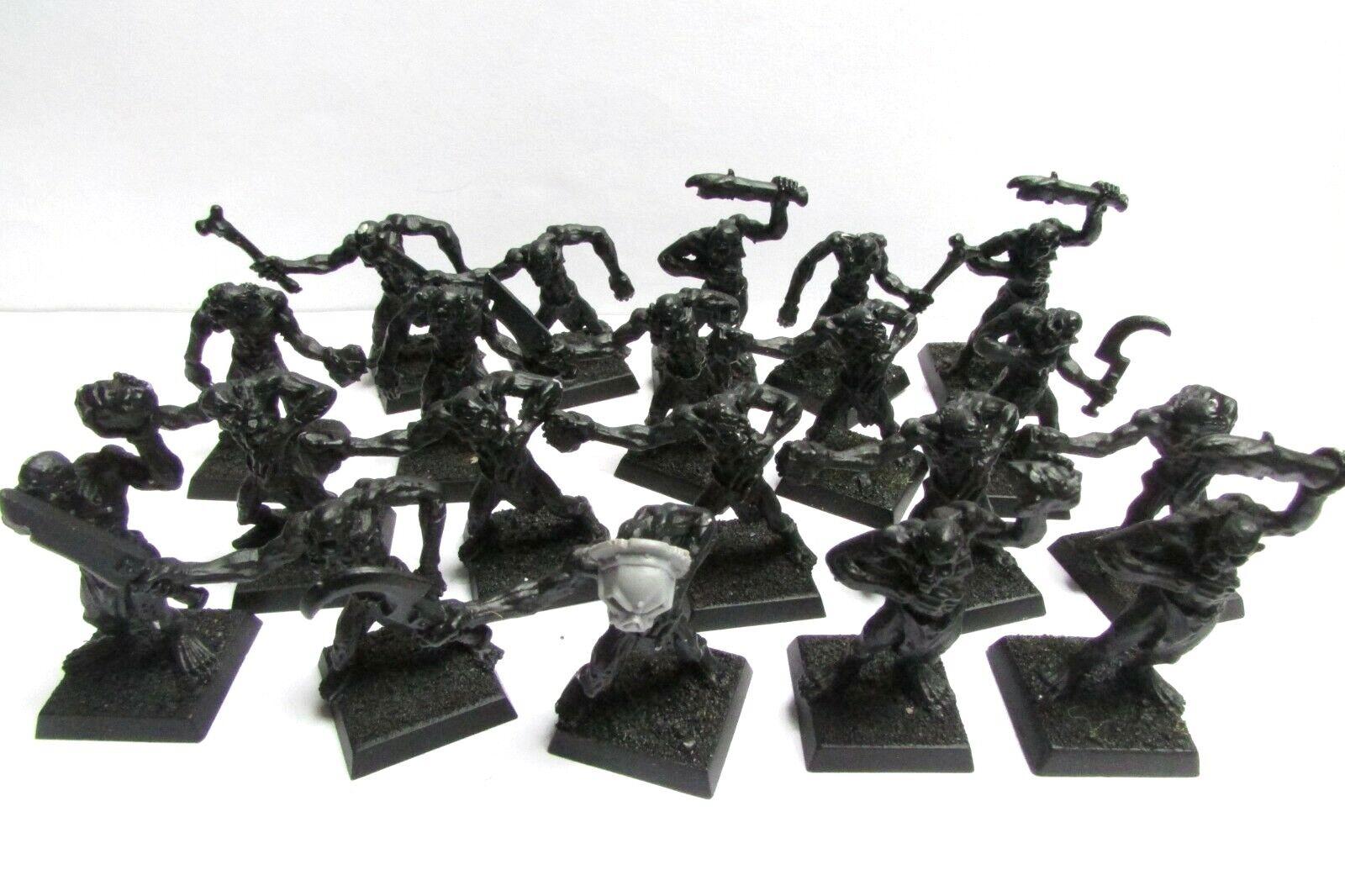 OOP Citadel   Warhammer Metal Chaos Vampire Counts Undead Ghouls