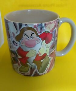 Image Is Loading Original Disney Grumpy Coffee Mug 16 Oz