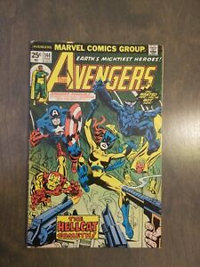 Avengers-144-VF-First-Appearance-of-Hellcat-1975-Marvel-comics