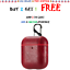thumbnail 17 - Luxury New Leather AirPods Case Cover Protective Designs For AirPods Pro and 1/2