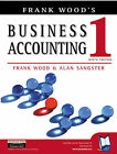 Business Accounting: v. 1 by Alan Sangster, Frank Wood (Paperback, 2002)