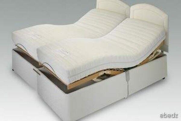 ELECTRICAL ADJUSTING BEDS 5FTor6FT DUAL + REFLEX FOAM MATTRESS FREE NEXT DAY DEL