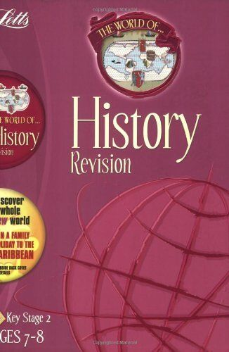 The World Of History 7-8 ,Lynn Huggins-Cooper Letts World of Year 3