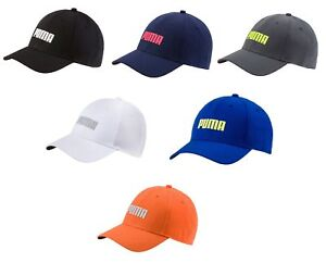 244b4972b633d Details about PUMA BREEZER FITTED HAT MENS CAP NEW 2018 - PICK SIZE AND  COLOR!!