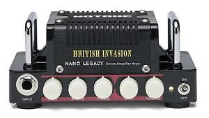 hotone british invasion vox ac30 mini guitar amp head nla 2 ebay. Black Bedroom Furniture Sets. Home Design Ideas