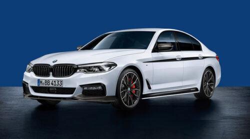 GENUINE BMW G30 NEW 5 SERIES M PERFORMANCE SILL DECALS LLOYD 51142350435