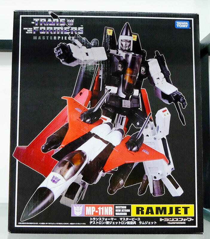 『W。H 』MISB42613 TAKARA Transformers Masterpiece MP-11NR Ramjet JapanExclusiveVer