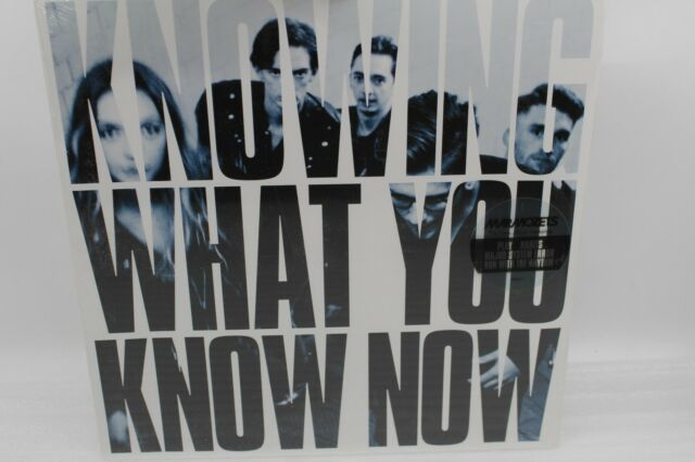 Marmozets Vinyl LP Knowing What You Know Now
