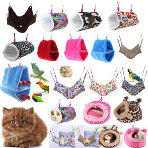 Comfort-Pet-Rat-Rabbit-Ferret-Chinchilla-Cat-Hammock-Bed-Cover-Bag-Blanket-New