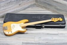 1978 Fender Precision P Bass Fretless Natural Vintage MOJO awesome tone! + OHSC