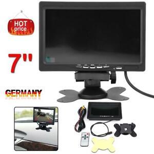 7-Zoll-Auto-Rueckansicht-Unterstuetzungsfarbe-LCD-Monito-TFT-Farb-Bildschirm-EVERY