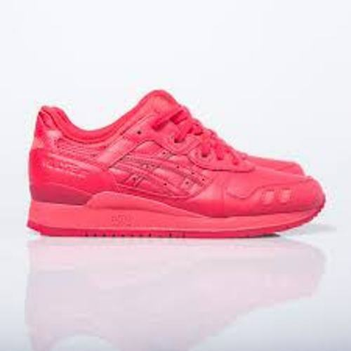 Valentin' Gel Uk Rouge 'Saint 7 Lyte 7 Rouge 5 8 H63qk Tailles Asics Iii Cuir 2323 5 XqBdPPw