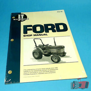 fordson major workshop service manual