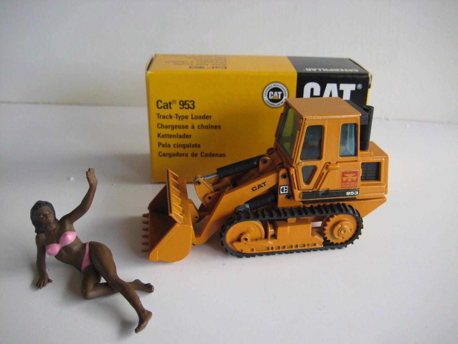 Cocheguero Caterpillar 953 wiemer & trachte 35repas 223.3 NZG 1  50 cajas