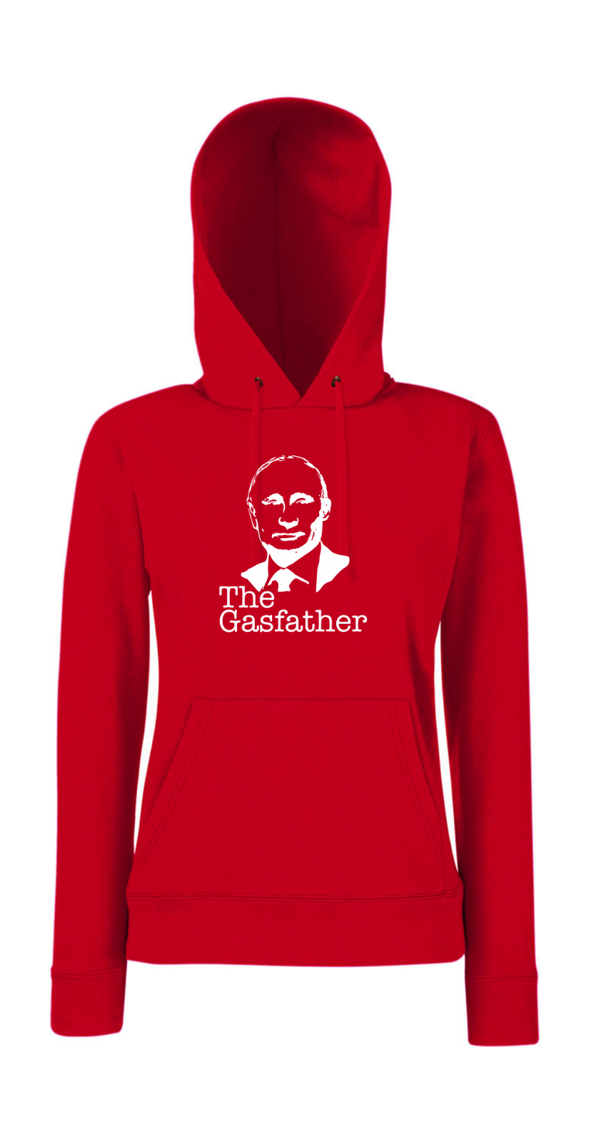 Putin - The Gasfather i Detto Digreenente Digreenente Digreenente Girlie Felpa con Cappuccio 23e725