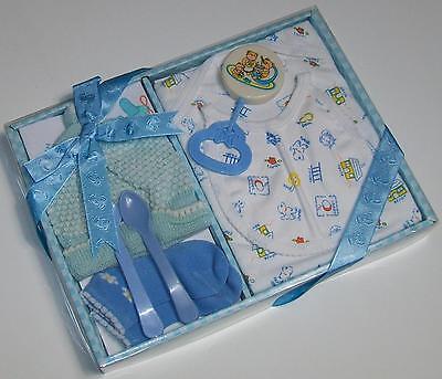Abbigliamento Neonata,neonato.idea Regalo Nascita.confezione Di Qualità 8 Pezzi! E La Digestione Aiuta