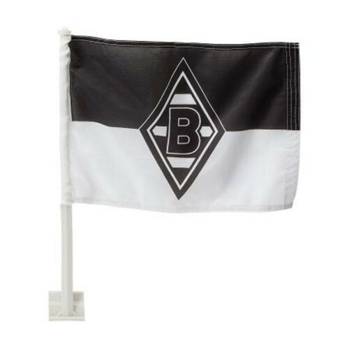 "Autofahne Fahne Flagge /""Raute/"" VFL Borussia Mönchengladbach"