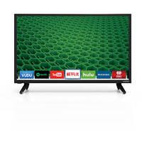 Refurbished Vizio Led Smart Hdtv 24 1080p 60hz (d24-d1)