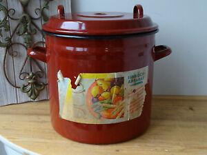 U7682-Courriel-Autocuiseur-Casserole-Email-Pot-a-1950-Marmite-Braun