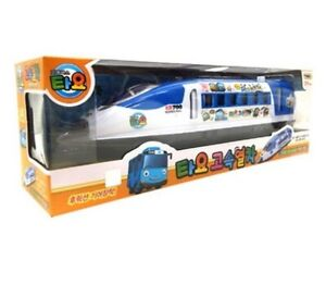 Tayo-The-Little-Bus-TV-Character-Toys-Friction-Gear-Express-Train-Hobbies-NK