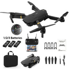 Drone X Pro WIFI FPV 720P/1080P/4K HD Camera w/ Batteries Foldable RC Quadcopter