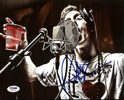 Music Purposeful Asher Roth Authentic Signed 8x10 Photo Autographed Psa/dna #ac22613