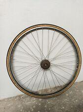 "9030-Rear Wheel Malvestiti Mirage 6//7//8-vel for Bike 28/"" race-track"