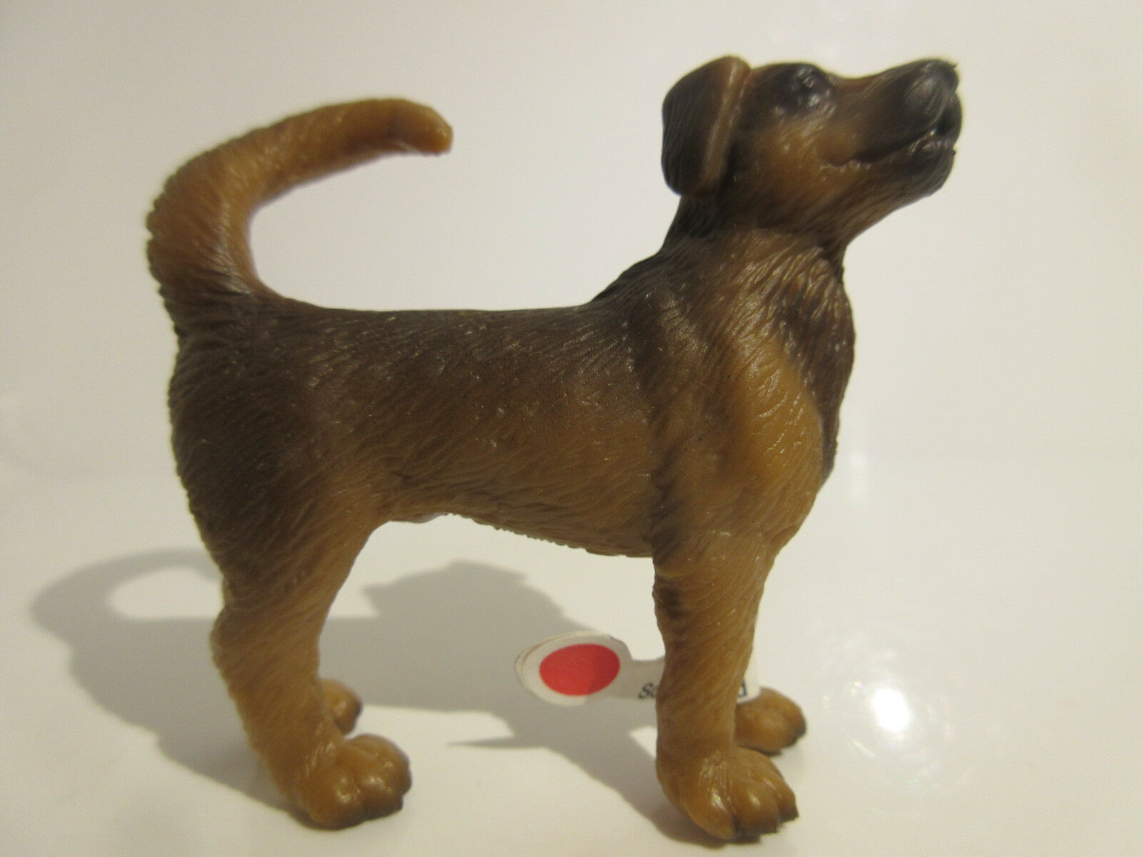 13238 Schleich Dog  Farm Dog  With tag  ref 21P67