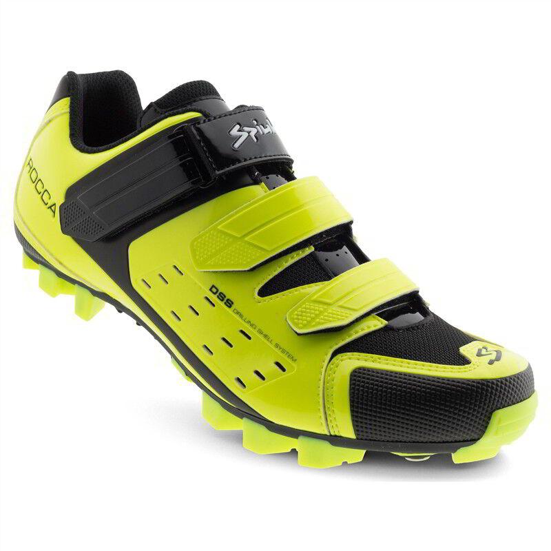 Spiuk Rocca MTB Neon shoes