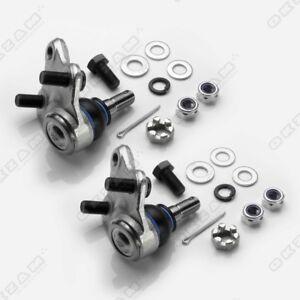 2-X-Support-Cadre-Joint-a-Rotule-Essieu-avant-Gauche-Droit-pour-Toyota-Corolla