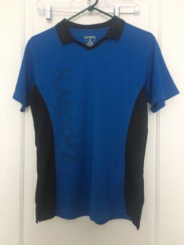 Adult Work Polo ZAXBY'S Uniform Work Short Sleeve