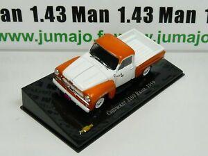 CVT33B-voiture-1-43-IXO-Salvat-BRESIL-CHEVROLET-3100-Brasil-1959