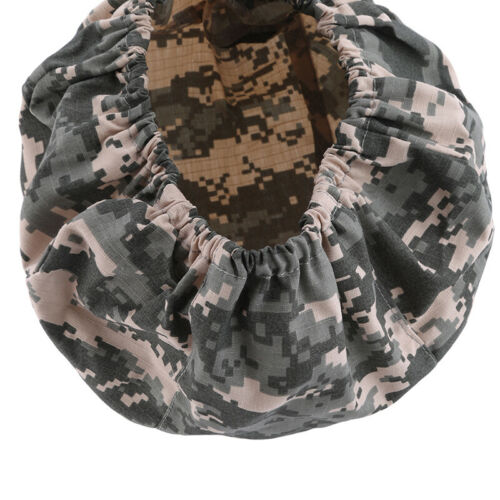 Outdoor Camo Paintball Tactical Military Gear Combat Fast Helmet Cover Tools ONE