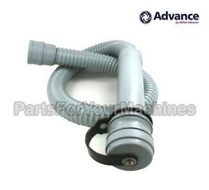 OEM-DRAIN-HOSE-ADVANCE-CONVERTAMATIC-BA625-BA725-BA825-FLOOR-SCRUBBERS-5B