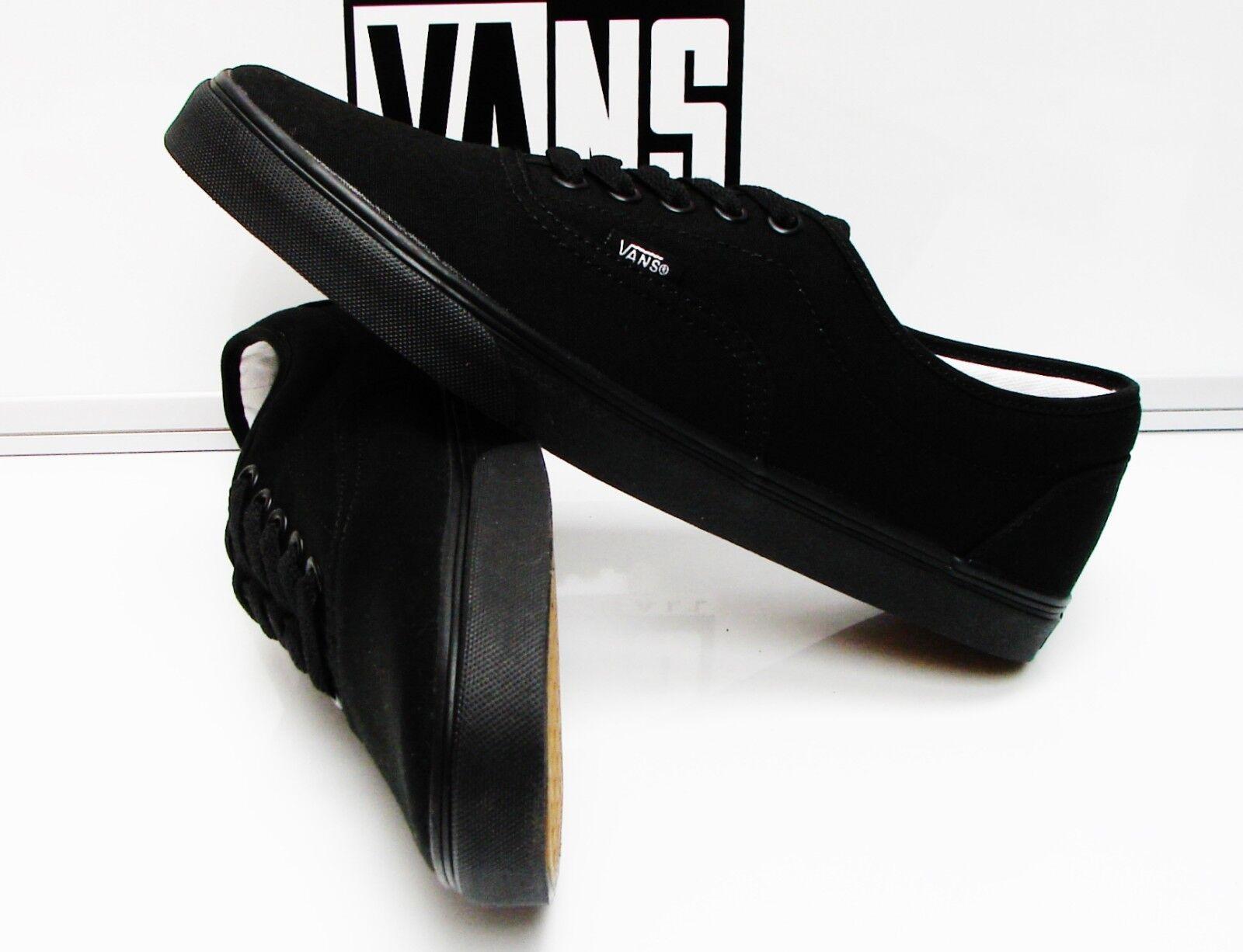 Vans (LPE) Black/Black VN-000JK6BKA Men's Size: 12