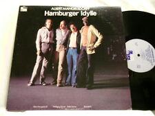 ALBERT MANGELSDORFF Hamburger Idylle Elvin Jones Eddie Gomez LP Wolfgang Dauner