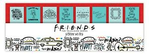 Friends-Sticky-Notes-Marl-Officially-Licensed-Brand-New-Quotes-Novelty-Gift