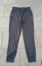 New Under Armour Mens All Season Gray Sweatpants Long Pants Large