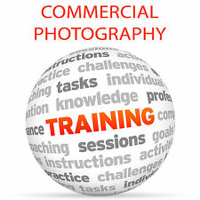 COMMERCIAL PHOTOGRAPHY from Start to Finish - Video Workshop Course Tutorial DVD