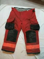 Lion Janesville 46s Firefighter Turnout Bunker Gear Pants Rescue Tow