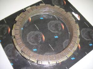 SET-7-DISQUES-D-039-EMBRAYAGE-GARNIS-11875-KAWASAKI-550-ZR-Zephyr-1983-1984-85-1986