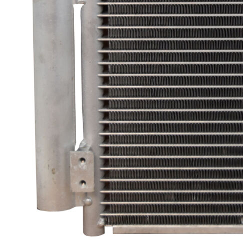 A//C Condenser For 2007-2016 Isuzu Chevy GMC NPR W5500 W4500 NQR Fast Shipping