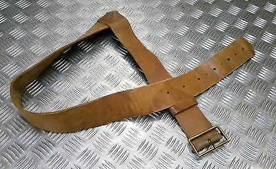 Genuine Vintage British Military Canvas Stretcher Cross Over Sling Aux Strap
