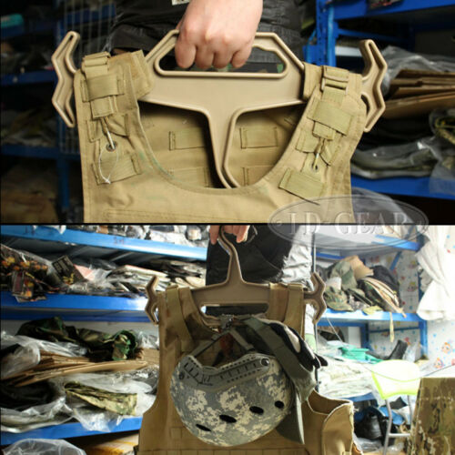 FMA Coat Hanger Heavy Tactical Hangers Durable Hanger for Vest Duty Coat Airsoft