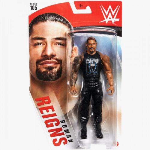 WWE Mattel Roman Reigns série 105 Basic Figure