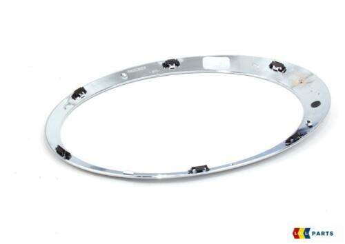 MINI Nuovo Originale R55 R56 R57 R58 R59 O//S destro Chrome faro Anello Trim