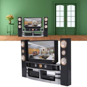 Miniature-TV-Television-Remote-Controller-Furniture-For-1-12-Dollhouse-Decor