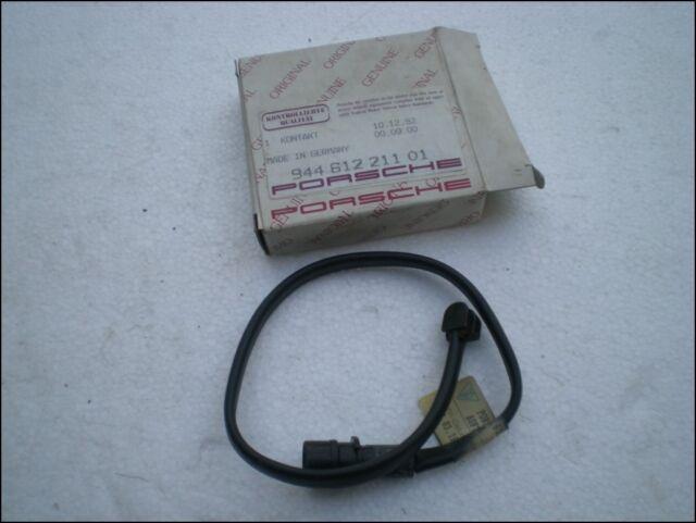 FOR  Porsche 944 Rear Left or Right Brake Wear Pad Sensor 94461221101