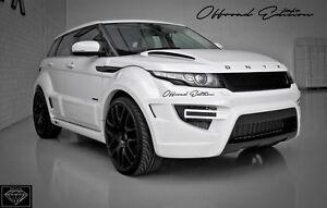 FUORISTRADA-Edition-4x4-Allrad-Adesivo-Sport-Mind-JEEP-SUV-XD-RIVE-quattro