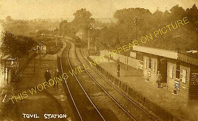 4 Maidstone Wateringbury. East Farleigh Railway Station Photo